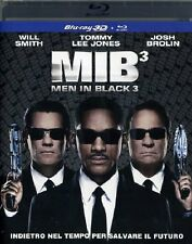 Men In Black 3 (Blu-Ray 3D + Blu-Ray) SONY PICTURES