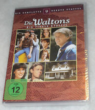 The Waltons Complete Season 9 Ninth - DVD Box Set - NEW SEALED - Region 2
