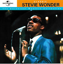 STEVIE WONDER CLASSIC  The Universal Masters Collection   **NEW CD**
