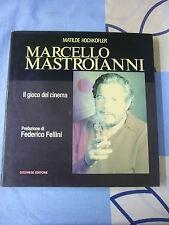 Marcello Mastroianni Matilde Hochkofler Il gioco del cinema