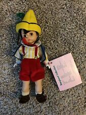 MADAME ALEXANDER STORYLAND COLLECTION PINOCCHIO DOLL