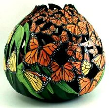 10 SEEDS ( LARGE MARTIN HOUSE BIRD HOUSE TYPE GOURD) GREAT FOR CRAFTS COMB. S/H!