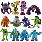 Cartoon Monsters University Sulley Mike Randall Characters Set Of 12pcs