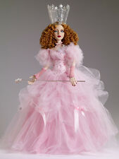 Tonner Glinda The Good Witch Wizard of Oz doll in pink dress NRFB Evangeline