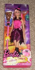 New 2016 Barbie Doll Halloween Party Barbie Witch