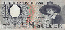 Nederland - Netherlands 10 Gulden 1943 I Staalmeester Pn 46-2 Replacement