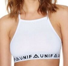 UNIF Badsport Logo Bra Size Large BRAND NEW WITH TAGS