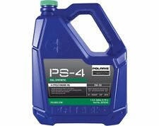 POLARIS PS-4 PS4 PLUS 5W-50 ENGINE OIL FULL SYNTHETIC RANGER RZR SPORTSMAN