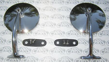 1937-1949 Cadillac Outside Rear View Mirrors. Pair. Show Quality. King Bee