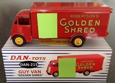 Dinky/Dan Toys 215 Guy Van Golden Shred Lorry, Superb Quality! Great Value!!