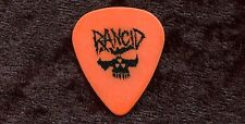 RANCID 2006 Tour Guitar Pick!!! custom concert stage Pick