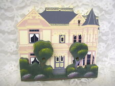 THE GINGERBREAD MANSION RING HOUSE QUERNDALE CA C1899  SHELIA 1992
