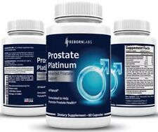 Prostate Support Supplement with Saw Palmetto Extract for Optimal Prostate Healt