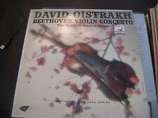 David Oistrakh Beethoven Violin Concerto The State of Orchestra Gauk on LP