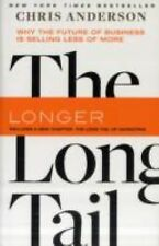 Chris Anderson - Long Tail The Revised And Upda (2010) - Used - Trade Paper