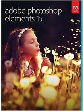 Adobe Photoshop Elements 15 (Pc/Mac) PC/Mac estándar