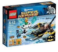 LEGO Super Heroes Arctic Batman vs. Mr. Freeze Aquaman on Ice (76000)