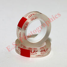 Super 8mm CIR Roll Of Professional Splicing Tape By Jacro For Cine Film Editing