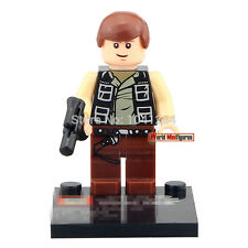 STAR WARS Jedi HAN SOLO Clone Trooper Assemble DIY Blocks Minifigures Toys Gifts