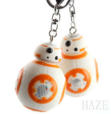 Star Wars The Force Awakens BB 8 Droid Robot Figure Keychain  Pendant