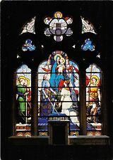BF40543 domremy basilique ste jeanne d arc vierge france stained glass vitraux