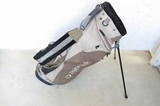 Taylormade Stand Golf Bag w/ Pop Out Legs & Rain Cover ~ Great Condition