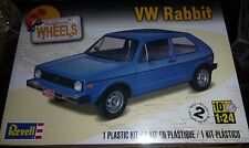 Revell VW Rabbit California Classic VOLKSWAGEN Model Car Mountain KIT 1/25 FS