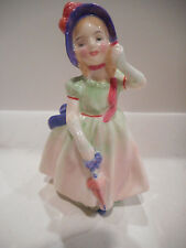 "ROYAL DOULTON FIGURINE ""BABIE"" HN 1679 MADE IN ENGLAND 4 3/4"" TALL"