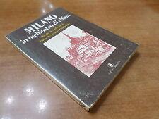 MILANO IN INCHIOSTRO DI CHINA Disegni di Attilio Rossi Poesie di Quasimodo