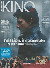 Treffpunkt Kino 31.Jhg Juli 2015 - Mission Impossible Rogue Nation, Terminator