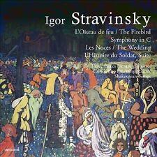 Igor Stravinsky: L'Oiseau de Feu; Les Noces; L'Histoire du Soldat Suite Super...
