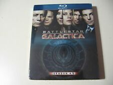 Battlestar Galactica (2004) - Season 4.5 (Blu-ray Disc, 2009, 3-Disc Set) NEW