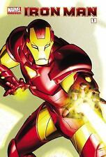 Marvel Universe Iron Man - Comic Reader 1 (Marvel Comic Readers)