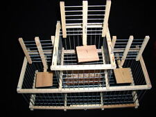Trap Cage with 3 Trap // Birds Traps  //  for birds
