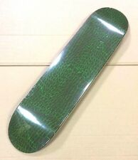 SDS SKATEBOARDS USA SKATEBOARD DECK 7PLY CANADIAN MAPLE 7.625 Inch CROCODILE