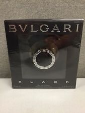 Bvlgari Black By Bvlgari EDT UNISEX 2.5 oz - 75 ml NEW IN SEALED BOX