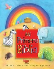 Mi primera Biblia by Bethan James (2008, Board Book)