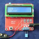 ESR Meter Capacitance Inductance Resistor L/C Tester Meter NPN PNP Mosfet M168