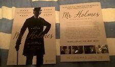 Mr. Holmes double sided promotional postcard (Ian Mckellen) - Sherlock Holmes