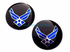Universal Car 2'' U.S.A Air Force Airman Emblem Badge Decal For Toyota Jeep GMC