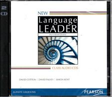Pearson NEW LANGUAGE LEADER Intermediate CLASS AUDIO CDs 2014 Edition @NEW@