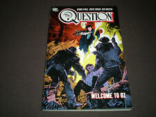 The Question TPB 4, (2009),  Welcome to Oz, 1st Print, DC BO3