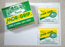 Rosin by MOR-GRIP for All Sports Tennis Golf Bowling Dry Grip - Two Bags Only