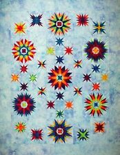 Summer Solstice Quilt Pattern Set by Starr Designs-FREE US SHIPPING!