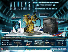 Aliens: colonial marines collector edition pour pc en Gearbox software, 2013