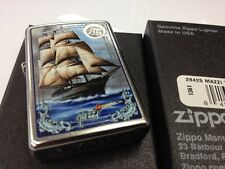 Mazzi Tall Ship Zippo Lighter 28425