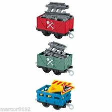 Thomas & Friends Trackmaster Motorized Rail Repair Cargo & Cars Expansion Pack
