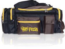 **NEW** Fossa Roa Tournament Disc Golf Bag (Brown/Yellow)