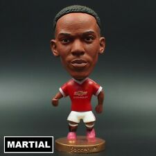 Statuina doll ANTHONY MARTIAL #9 MANCHESTER UNITED FC action figure doll toy