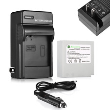 Camcorder Battery + Charger For Samsung IA-BP85ST SC-HMX20 SC-MX20 VP-HMX10